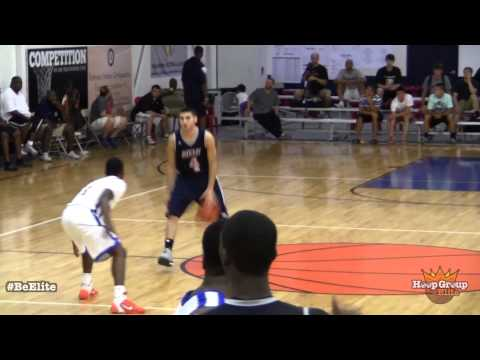 Dimitri Floras Nails a Buzzer Beater at the Hoop Group Summer Jam Fest