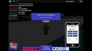 Roblox| Rocitizens| Part2| Having lots of fum with the starter pack