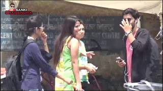 Calling Cute GIRLS 'AUNTY 'PRANK | PRANK IN INDIA -INDORE
