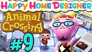 ANIMAL CROSSING: HAPPY HOME DESIGNER # 09 ★ Einkaufen mit Stil! [HD | 60fps]