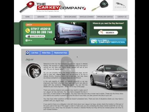 Remote Keys - Auto Security Codes - Car Key Company