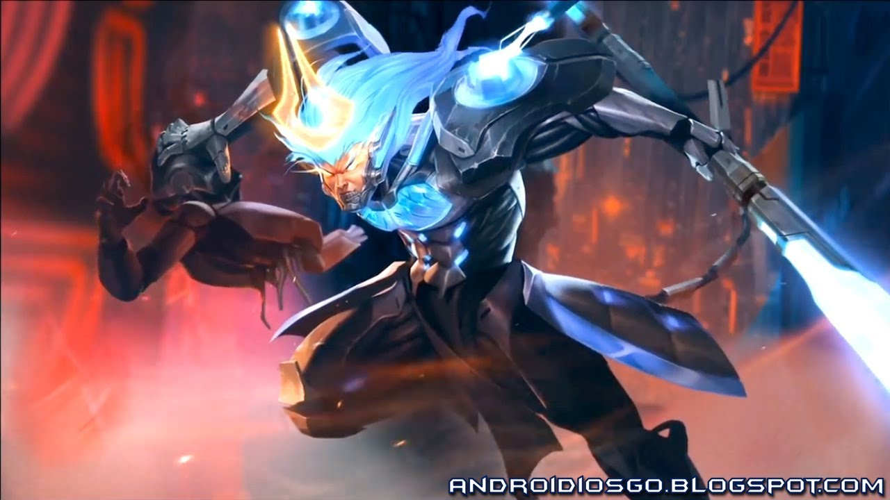 Arena of Valor: New Skin - Cybercore Nirvana Wukong Gameplay Android/iOS - YouTube