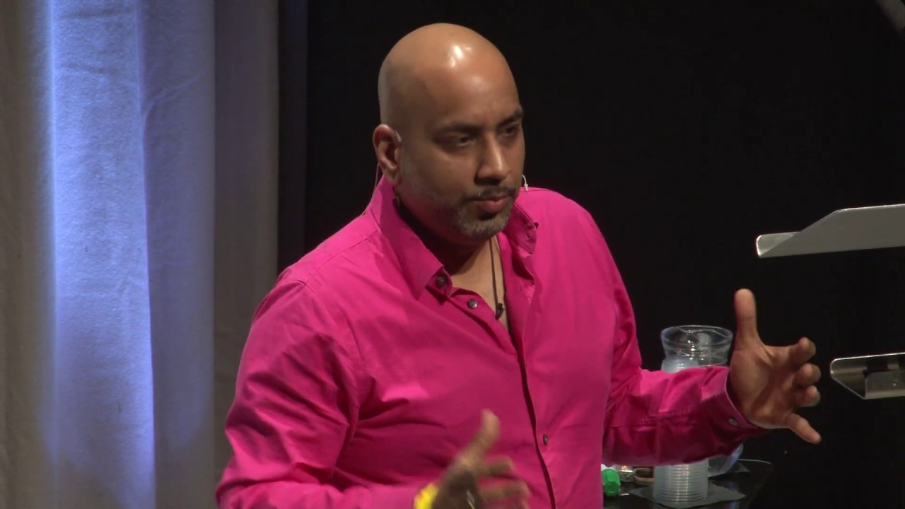 Neil Shah - Stress Management Society Speaking at The Change Your World Conference