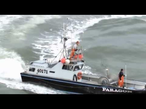 Αλιεία Σολομών στην Αλάσκα
