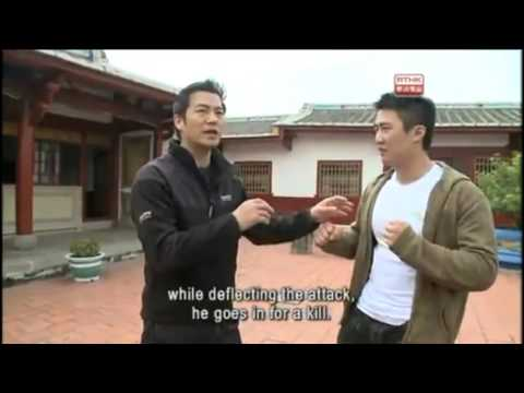Thunder Power Of The Feeding Crane Kung fu Master Liu Chang I