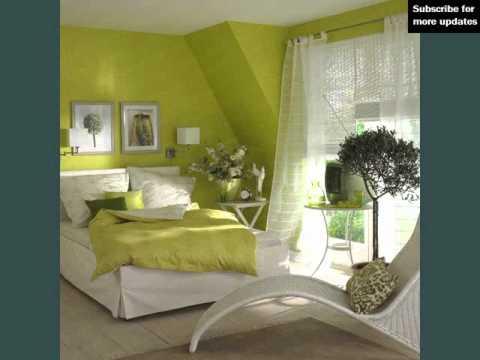 Decoration Ideas U0026 Collcetion | Green Wall Decor