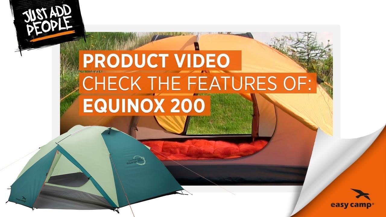 Easy Camp Equinox 200
