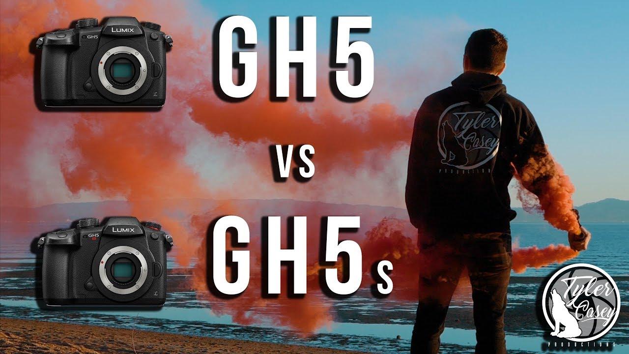 GH5 vs GH5 S Comparison- Lowlight, Slowmotion, IBIS