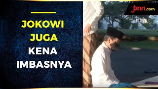 Jokowi Juga Kena Imbas Akibat Pandemi Corona - JPNN.com