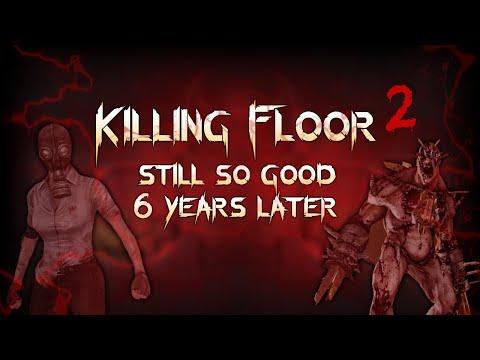 Killing Floor 2 Still So Good In 2021