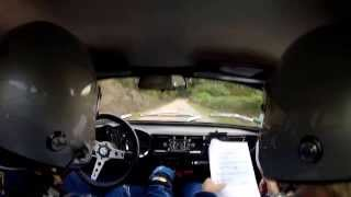 Tour De Corse Historique 2013 Es 14 Alpine Berlinette 1600 Sc