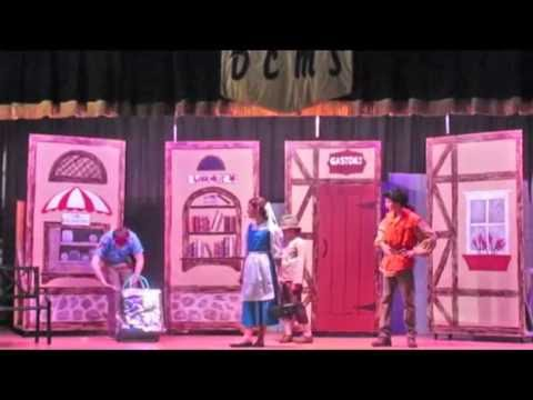 Disney's Beauty and the Beast JR - Decatur County Middle School
