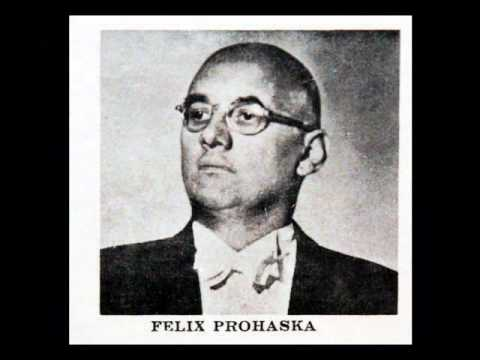 Mozart / Felix Prohaska, 1965: Overture to Marriage of Figaro - Vienna State Opera Orchestra