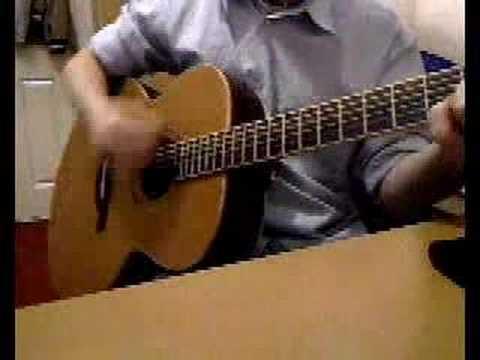 how to play iris by goo goo dolls on guitar