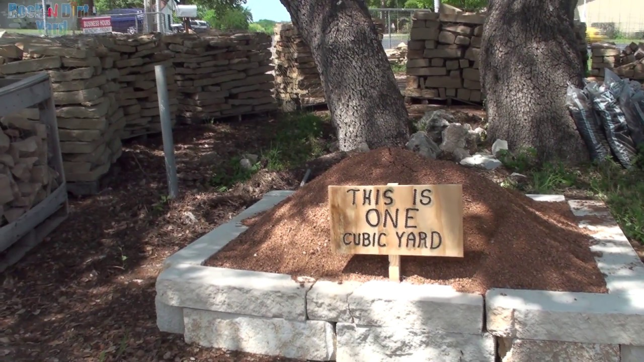 Rock N Dirt Yard South Austin Texas Garden And Landscape Supply With Delivery Youtube