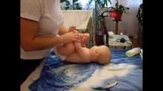 Обучающее видео - сеанс массажа при гипертонусе мышц и кривошея | Hypertonicity of muscle massage(Электрический массажер с множеством функций можно купить в Китае http://ali.pub/xs76e В этом видео полностью показа..., 2014-01-06T11:11:53.000Z)