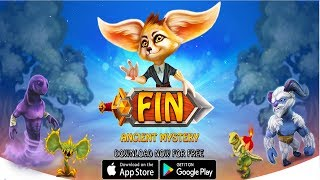 Fin & Ancient Mystery - Android/iOS Gameplay ᴴᴰ