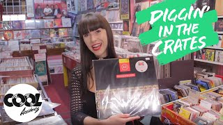Diggin' In The Crates With Kimbra | Cool Accidents