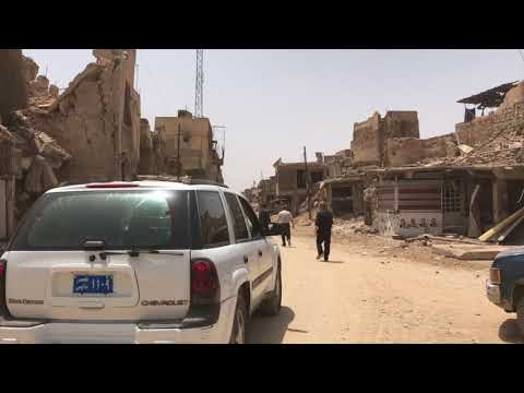 A Journey Though Post-ISIS Mosul