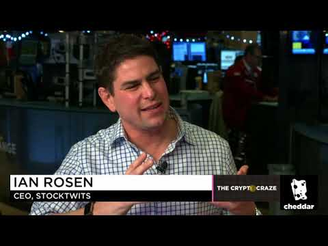 StockTwits CEO Talks About the Bitcoin Crypto Craze!