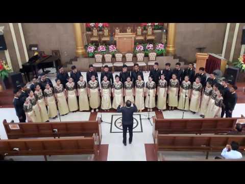 Sa Iyong Mga Yapak (Jose Cerino) - The NSA Choir