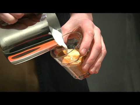 Sådan laver du en café latte