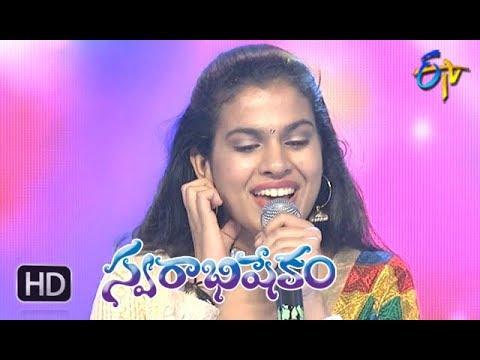 Bhimavaram BullodaSong Hemachandra, Sravana BharghaviPerformance   Swarabhishekam  13th May 2018