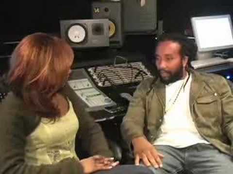 Exclusive Kymani Marley interview with Joy Daily