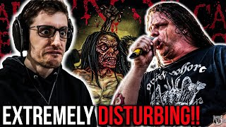"DISGUSTED by Death Metal!! | CANNIBAL CORPSE - ""Evisceration Plague"" (REACTION!)"