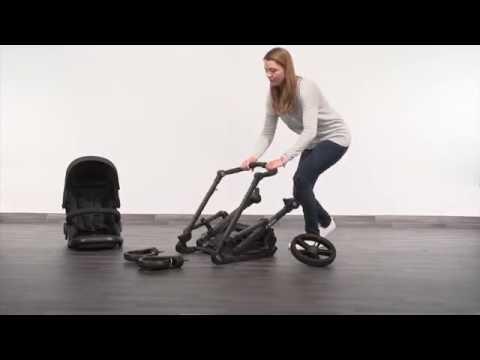 Детская коляска Britax Roemer B-Ready. Видео №1