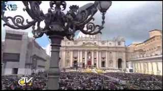 credo in unum deum - papst benedikt - pope benedict - ostern 2012 - pasqua 2012 - easter 2012
