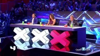 متسابق يفقد الوعي وآخر يشتعل في الحلقة القادمة من Arabs Got Talent