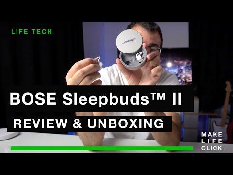 Bose Sleepbuds II Review - Get a better nights sleep