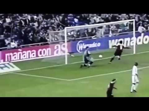 ¡GOLAZO DE CUAUHTÉMOC BLANCO VS REAL MADRID!
