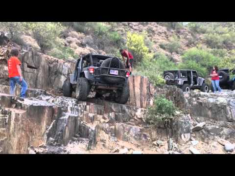 Jeep JK Table Mesa Arizona