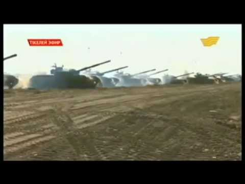 Мощь Казахской Армии (KAZAKH MILITARY POWER)