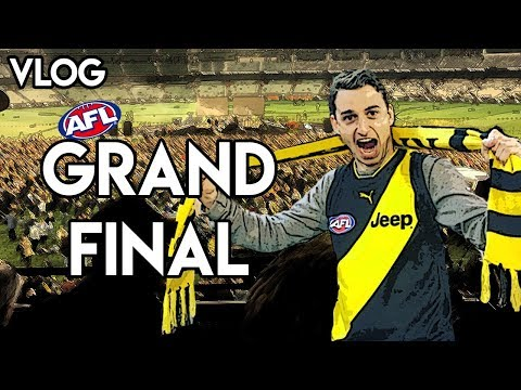 AFL GRAND FINAL DAY - ABSOLUTE SCENES