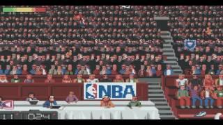 NBA jam 2002 WASHINGTON VS NEST