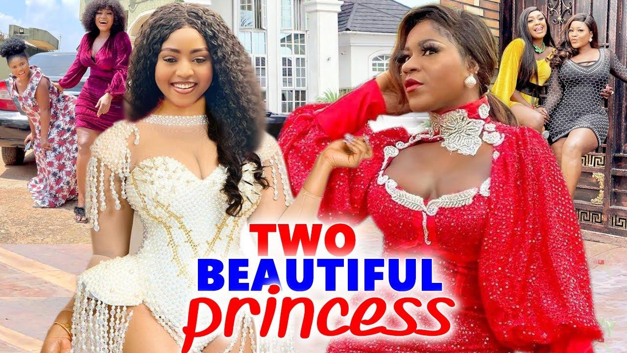 Download TWO BEAUTIFUL PRINCESS COMPLETE MOVIE- DSTINY ETIKO & REGINA DANIELS 2021 LATEST MOVIE