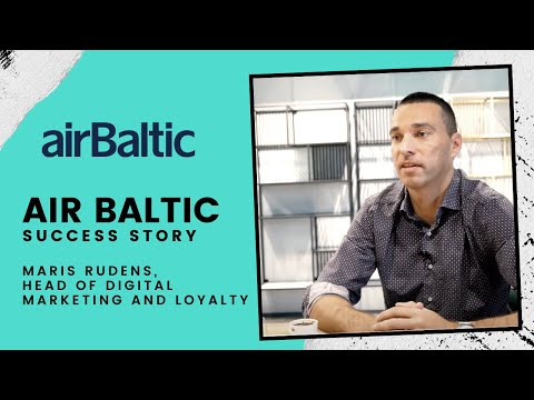 #airBaltic Success Story | Insider