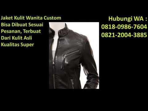 Jaket kulit coklat ariel Bandung WA   0821-2004-3885 atau 0822-1813-7048 5d9a3a7d8d