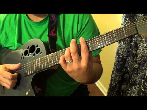 Guitar Tutorial - You Belong to Me - Doobie Brothers (C.Simon)