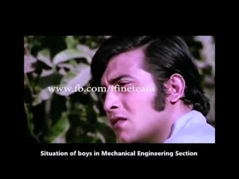 Life Of Engineer   Bollywood Style