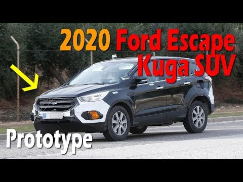 HOT NEWS!! 2020 Ford Escape Kuga SUV Prototype Specs and Price | Furious Cars
