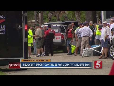 Craig Morgan's Son Missing After Tubing Accident In Humphreys County