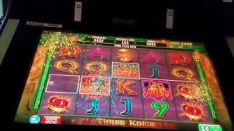 3 Kings Bonus 74 Free Games Green Bonus