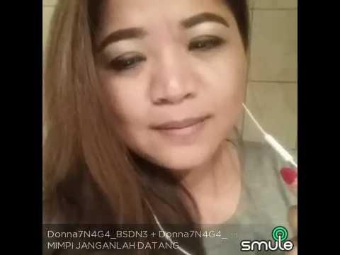 MIMPI JANGANLAH DATANG   SMULE  Donna Sinaga