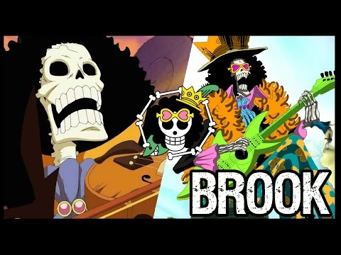 "The Strawhat Pirates: ""SOUL KING"" BROOK"