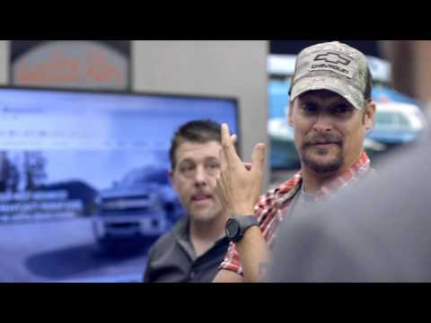 Kid Rock gets custom Chevrolet Silverado 3600 HD, tours Flin