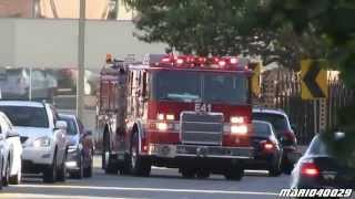 [LAFD] Engine 41 responding from Station 27